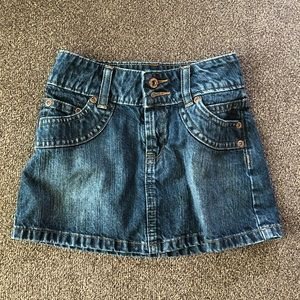 Bottoms - 2 pairs of girl (toddler) skirts